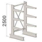 Cantilever kits 1-Sided 2500 H