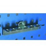 Pöördliigendiga mutrivõtmete hoidik perfoseinale 170 mm