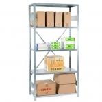 Arhiiviriiul põhiosa 2500x750x300 200kg/riiuliplaat,7 plaati