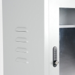 Arvutikapp1730x280x640 mm hall/sinine
