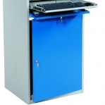 Kokkupandav arvutikapp 1730x545x645 mm