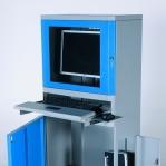 Arvutikapp LCD-monitorile 1630x300x500 mm