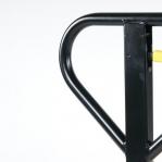 Kahvelkäru 2000x540/2000 kg, PU rattad