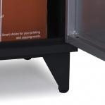Arhiivikapp 1900x800x430 jalgadega
