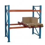 Kaubaaluse riiul põhiosa 3975x3600 805kg/alus,12 alust