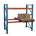 Kaubaaluse riiul põhiosa 4500x3600 805kg/alus,16 alust