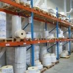 Kaubaaluse riiul põhiosa 4500x3300 1000kg/alus,12 alust