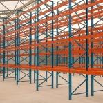 Kaubaaluse riiul põhiosa 4500x3600 750kg/alus,16 alust OPTIMA