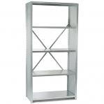 Extension bay 2500x750x500 200kg/shelf,6 shelves