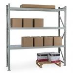 Metallriiul lisaosa 2200x1800x800 480kg/tasapind,3 tsinkplekk tasapinda