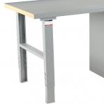 Töölaud 2000x800 5-osalise sahtlikapiga, vinüül