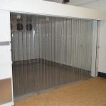 PVC kardin Standard 4x400mm/jm