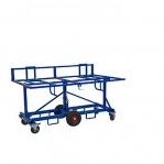 Board trolley 1900x700x1470mm, 500kg