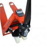 Pumptõstuk kaaluga + indikaator HP-ESE-D PU rattad