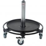 Taburet Beta 480RS ratastega, kõrgus 540-800 mm