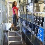 Treppredel 8-astmeline, platvormi kõrgus 2000 mm
