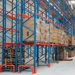 Kaubaaluste riiuli jätkuosa 4000x1800, 1000kg/alus, 6 EUR alust OPTIMA