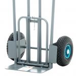 Nokk- käru 540x1090 mm, 125 kg
