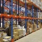 Kaubaaluste riiuli jätkuosa 3000x1800, 1000kg/alus, 6 EUR alust OPTIMA