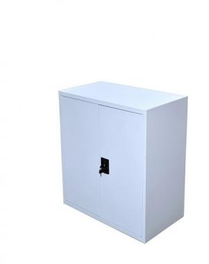 Arhiivikapp 2 riiuliga  900x800x400 kokkupandav, hall
