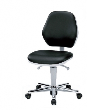 Chair ESD cleanroom with castors low
