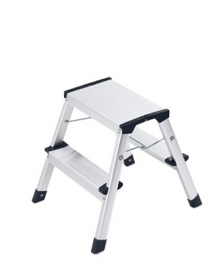 Treppredel-taburet 2x2 astet