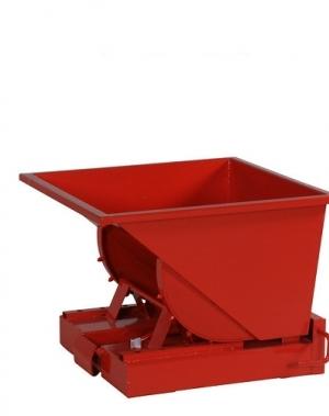 Kallurkonteiner 150L punane