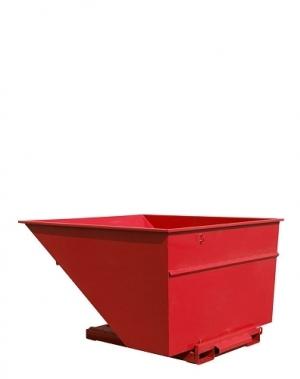 Kallurkonteiner 3000L punane