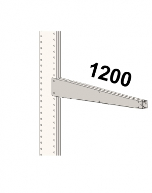 Konsool 1200 mm/300 kg
