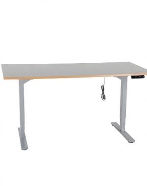 Töölaud elektriline, 2000x800mm/150kg, h=620-1270mm