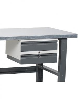 Töölaua sahtel 290x465x505 kaheosaline