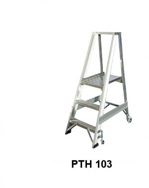 Treppredel 5-astmeline, platvormi kõrgus 1140 mm