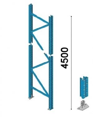 KÜLGRAAM 4500x1050 NJ kasutatud