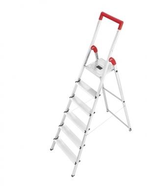 Treppredel 6-astmeline, platvormi kõrgus 1280 mm