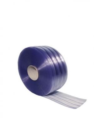 PVC kardin Polar reljeefne 2x200mm/jm