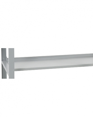 Riiul töölauale Basic 1800mm