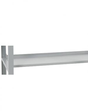 Riiul töölauale Basic 1500mm