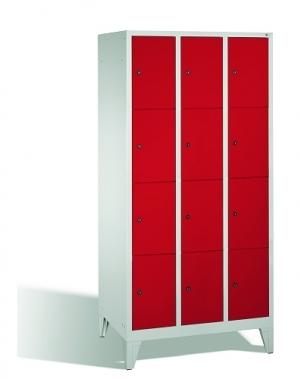 Sektsioonkapp, 12-ust, 1850x900x500 mm