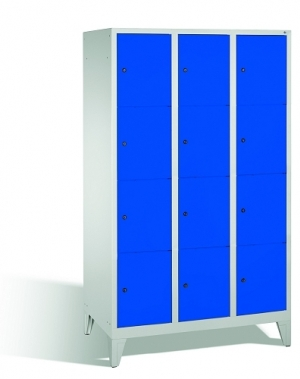 Sektsioonkapp, 12-ust, 1850x1200x500 mm