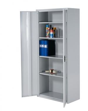 Arhiivikapp 4 riiuliga 1800x800x400 RAL 7035 kokkupandav