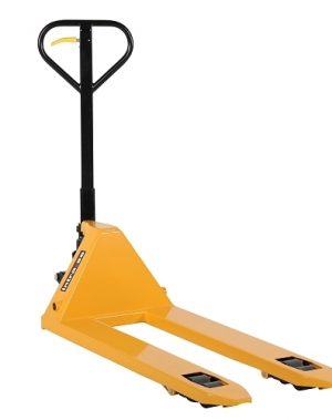 Kahvelkäru 1150x540/2500kg PU rattad, kollane