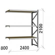 Laoriiul jätkuosa 2100x2400x800 300kg/tasapind,3 PLP tasapinda