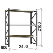 Laoriiul põhiosa 2100x2400x900 300kg/tasapind,3 PLP tasapinda