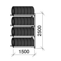 Rehviriiul lisaosa 2500x1500x500,4 korrust
