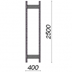 Side frame 2500x400