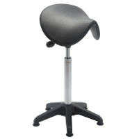 Saddle stool Dalton PU Octupos
