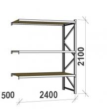 Laoriiul jätkuosa 2100x2400x500 300kg/tasapind,3 PLP tasapinda