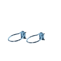 Ring hook 60 mm, 2 pcs