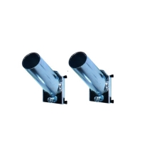 Pipe holder 50x9 mm, 2 pcs