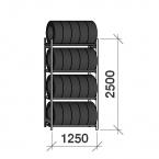 Rehviriiul põhiosa 2500x1250x600,4 korrust